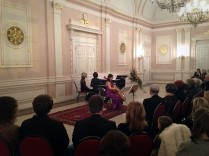 2. Herbstkonzert 17.11.13 Katarzyna Glensk (Klavier) Evva Mizerska (Violoncello)