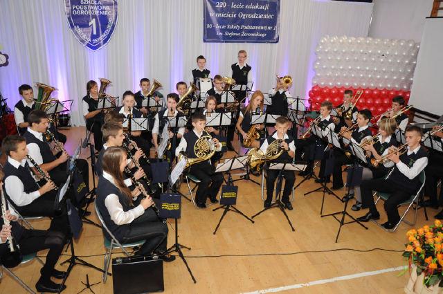 Foto 2. Kinder und Jugendorchester Ogrodzieniec Polen