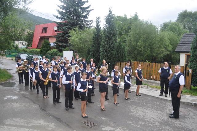 Foto 3. Kinder und Jugendorchester Ogrodzieniec Polen