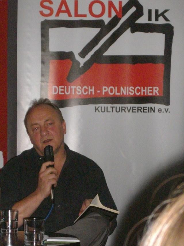 Janusz Leon Wisniewski w Darmstadt