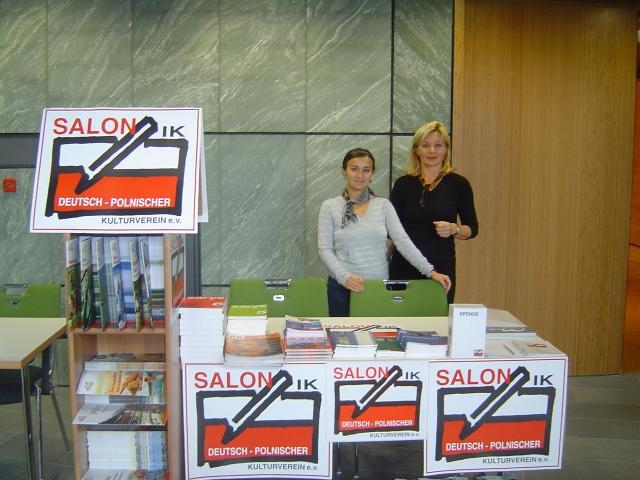Karolina Kaczmarek und Elzbieta Heller