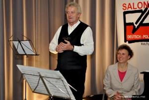 Manfred Mack und Agnieszka Siemasz -Kaluza 2