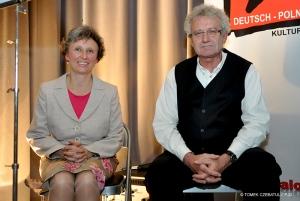Manfred Mack und Agnieszka Siemasz -Kaluza