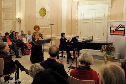 Henryka Tronek, Katarzyna Glensk, Darmstadt, 5.11.2016