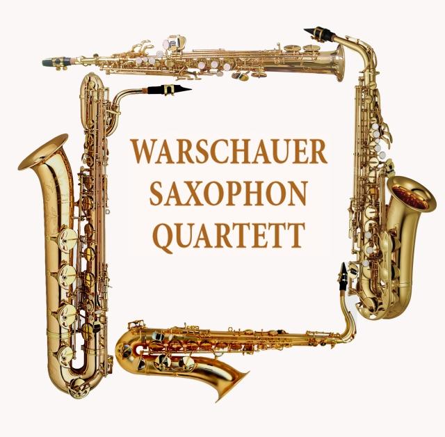 Warschauer Saxophonquartet Konzert 17.11.2017