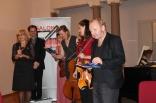 Flex Ensemble und Komponist Paweł Mykietyn Foto Krzysztof Lis